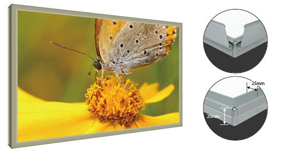 LED Light Box - Single Sided Type (20mm depth)