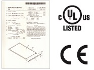 LED Light Board - Patent / Certificate